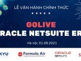 Golive hệ thống ERP quản trị hợp nhất Formular Air Vietnam & Hamakyu