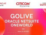 Citicom Golive hợp nhất 2 công ty thành viên lên hệ thống Oracle NetSuite ERP
